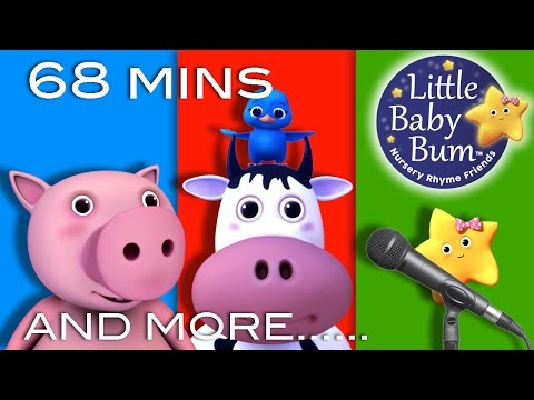 Nursery Rhymes Collection: Instrumental versions! | From LittleBabyBum!