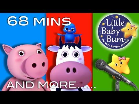 Nursery Rhymes Collection: Instrumental versions!   From LittleBabyBum!