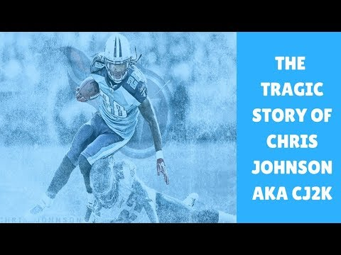 Chris Johnson AKA CJ2k // The Chris Johnson Story