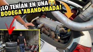 RECUPERANDO EL TWINTURBO DE MI 350z QUE SE HABÍA PERDIDO.. | ManuelRivera11