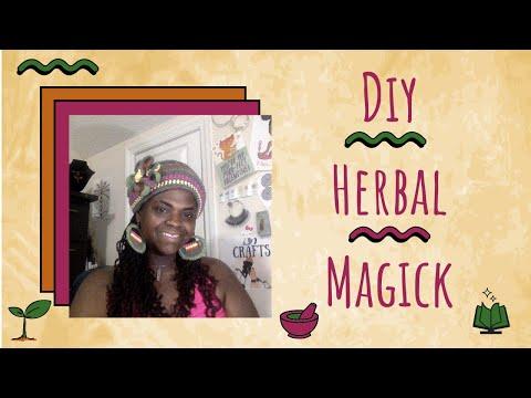 DiY Herbal Magick 101