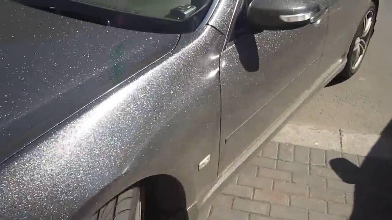 Marble Effect Car Paint