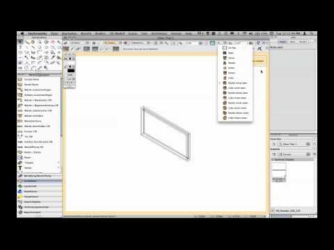 vectorworks:-fenster