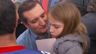 WATCH: Insanely Awkward Ted Cruz Moment