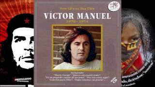 Víctor Manuel 1970-1974 1998 Disco completo