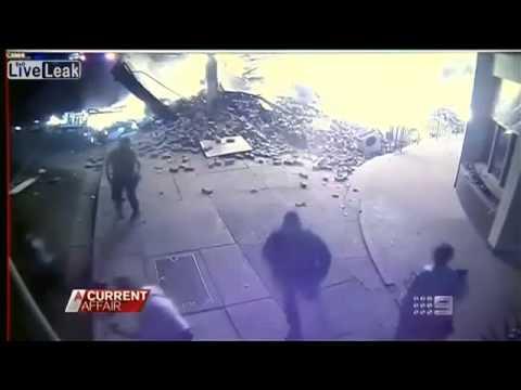 Arson Attack On Sydney Middle Eastern Food Shop Supermarket