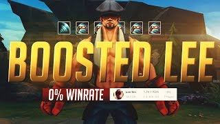Doublelift- WORST LEE SIN EVER (0%WINRATE)