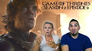 Game of Thrones Season 2 Episode 9 'Blackwater' REACTION!!