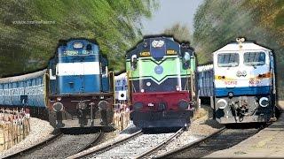 Single Line Trains : Indian Railways (Bangalore - Arsikere) thumbnail