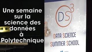 Ouverture de la 2è édition de la Data Science Summer School