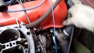 Замена натяжителя цепи ВАЗ 21213