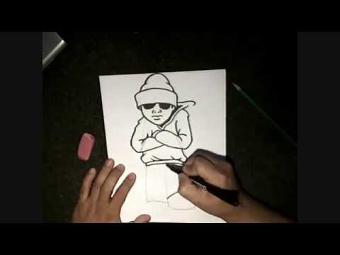 [Full Download] How To Draw A Crazy Rabbit Graffiti ...