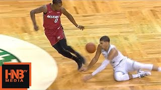 Jayson Tatum Injury / Celtics vs Heat