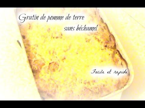 ~-recette-#3-~-gratin-de-pomme-de-terre-sans-béchamel-{-facile-et-rapide-}