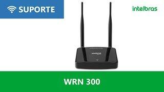 Configurando o WRN300 no modo AP Cliente - i3108