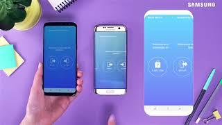 Samsung - Traspasa tu información a un teléfono nuevo
