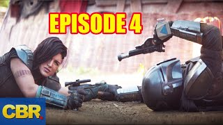The Mandalorian Chapter 4 Recap And Ending Explained