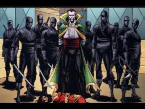 La Liga De Las Sombras Ra S Al Ghul