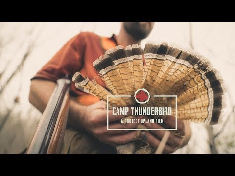 Camp Thunderbird - A Wisconsin Grouse Camp Story - Project Upland Official Traile