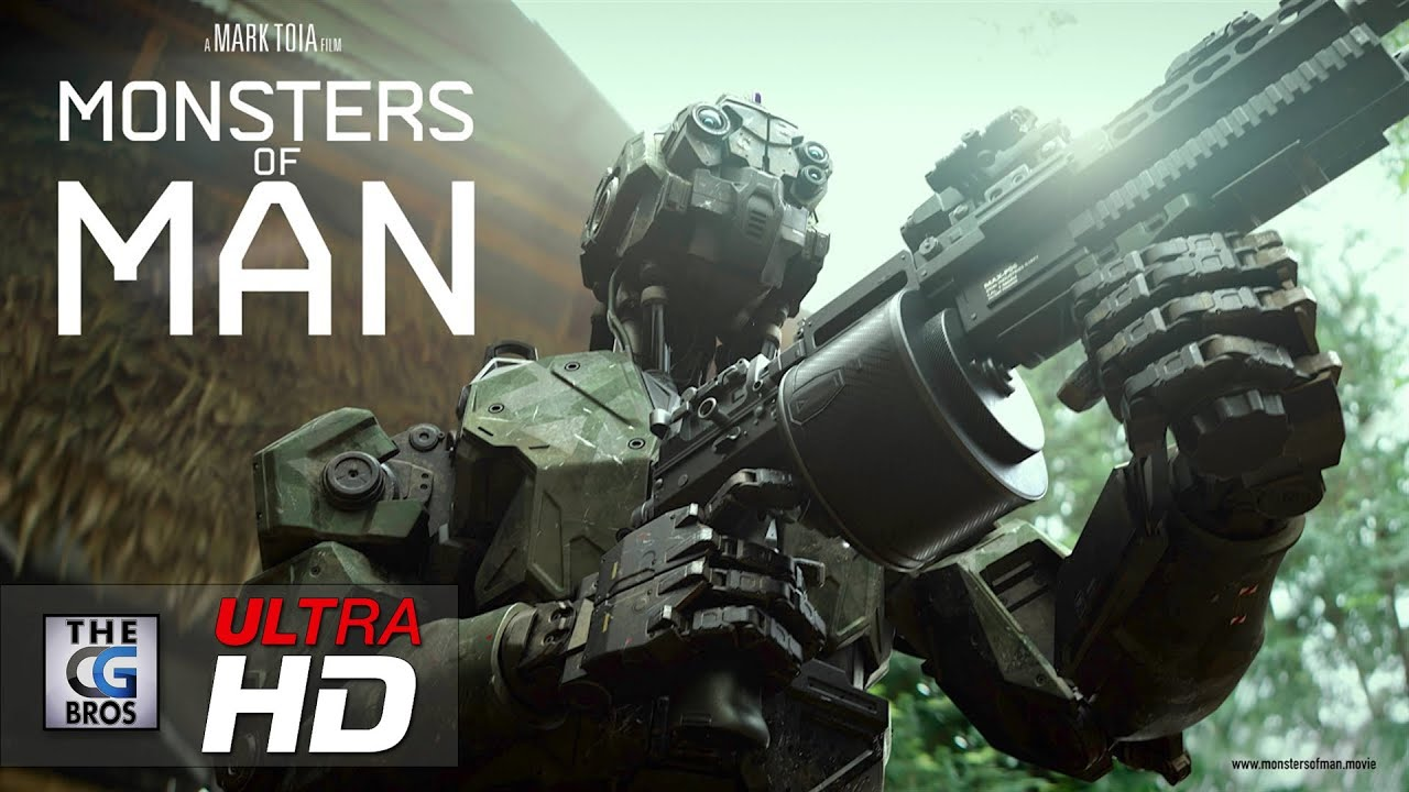 """Download A Sci-Fi Thriller Trailers: OFFICIAL """"Monsters of Man"""" - Directed by Mark Toia 