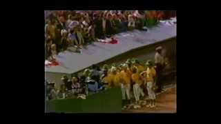 NBC 1974 World Series game 3 Los Angeles Dodgers Oakland Athletics