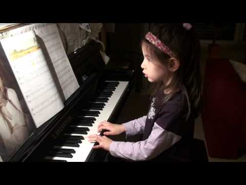 Moana Klavier: Hopp, hopp, hopp