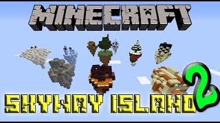 скачать карту skyway island survival 2 для майнкрафт 1.8.8 #10