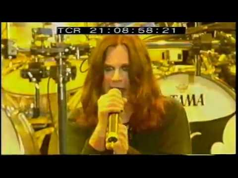 Black Sabbath - Live At Ozzfest 2005 (Full Concert)
