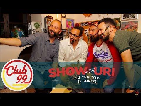Podcast #188   cu Mincu   Intre showuri cu Teo Vio si Costel