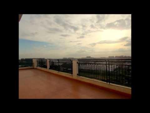 4BHK SF Penthouse Prestige Shantiniketan