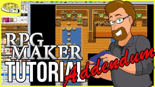 Creating Building INTERIORS | BenderWaffles Teaches - RPG Maker Tutorial HOW TO Addendum #1