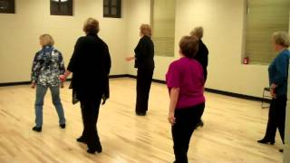 won t be long 32 ct 4 wall beginner line dance by june shuman