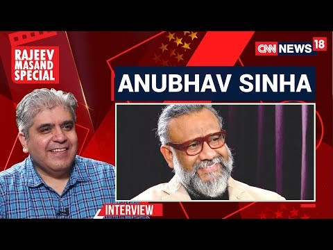 Anubhav Sinha Interview With Rajeev Masand On Thappad | CNN News18