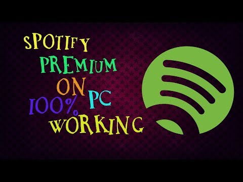 Spotify Premium On Pc 100% Working