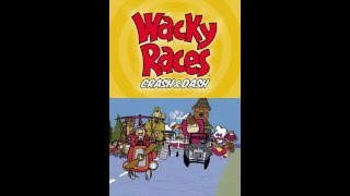 Wacky Races: Crash & Dash (NDS Gameplay)
