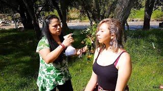 MARTHA ♥ PANGOL, SPIRITUAL CLEANSING, HEAD MASSAGE, HAIR CRACKING, HAIR BRUSHING, ASMR,