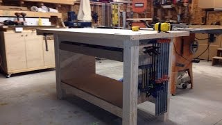 Affordable Quality Workbench!