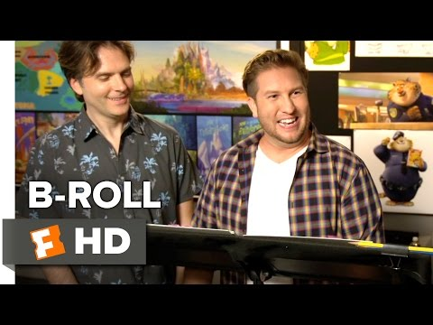 Zootopia BROLL 6 2016  Nate Torrence, Ginnifer Goodwin Movie HD