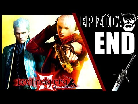 [ FINÁLE ] ⊳【 Devil May Cry 3 】 / 1080p 60fps / CZ/SK Lets Play / # 11 thumbnail