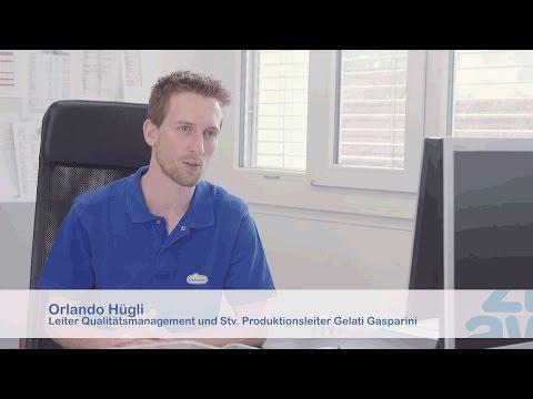 Bachelor in Lebensmitteltechnologie: Was Orlando Hügli nach seinem Studium macht!