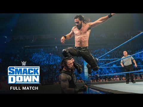 FULL MATCH - Roman Reigns vs. Seth Rollins: SmackDown, October 11, 2019