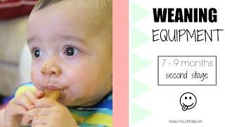 Baixar Weaning Equipment: 7-9 Months (Second Stage) | Ysis Lorenna ad