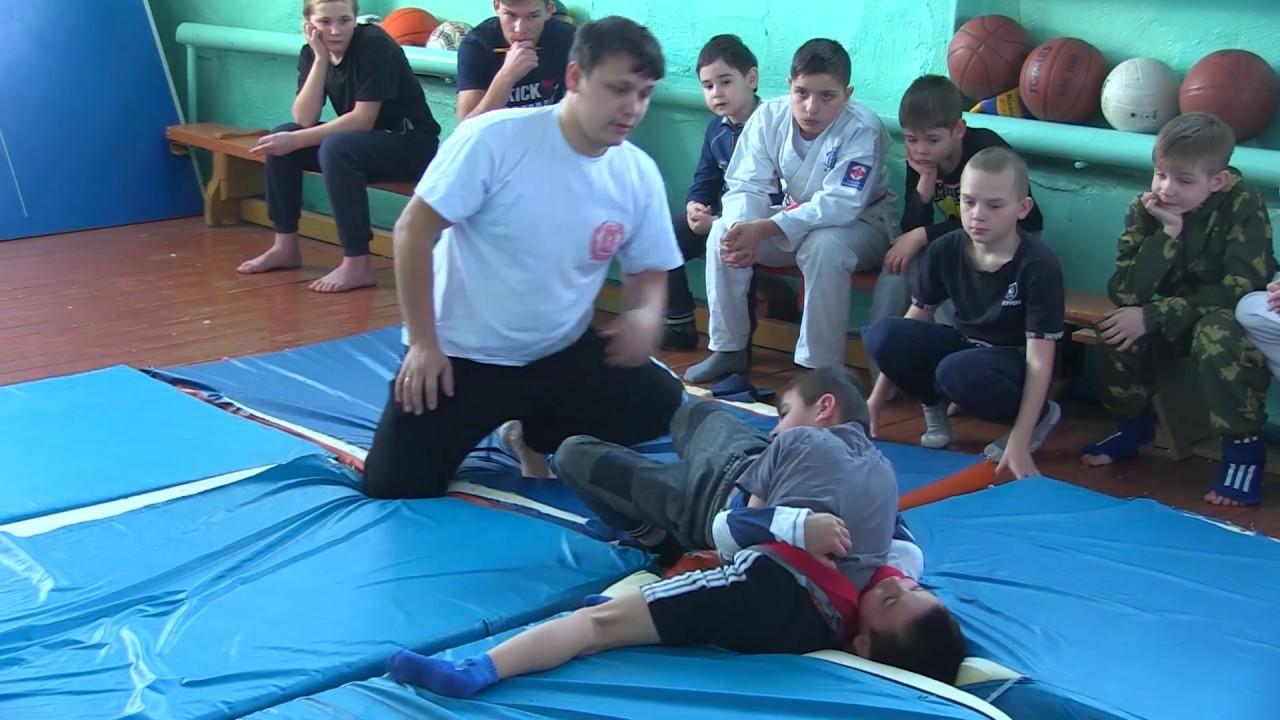 Соревнования по рукопашному бою в БСШ №3