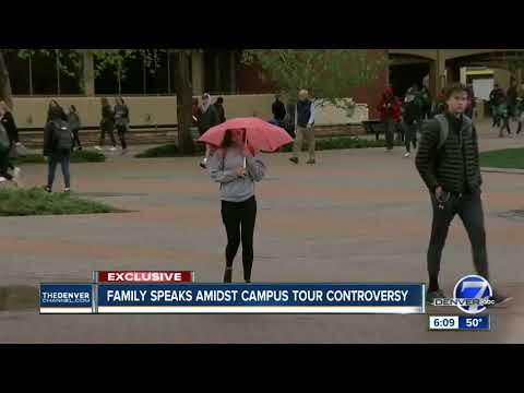 CSU: Police called on two Native Americans who were on campus for tour