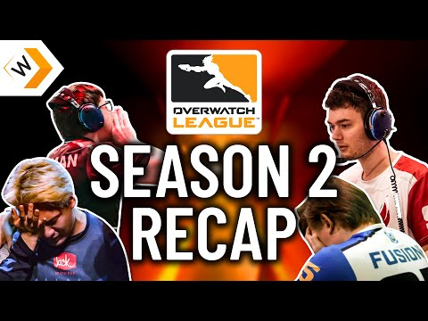 Year In Review: Overwatch League 2019
