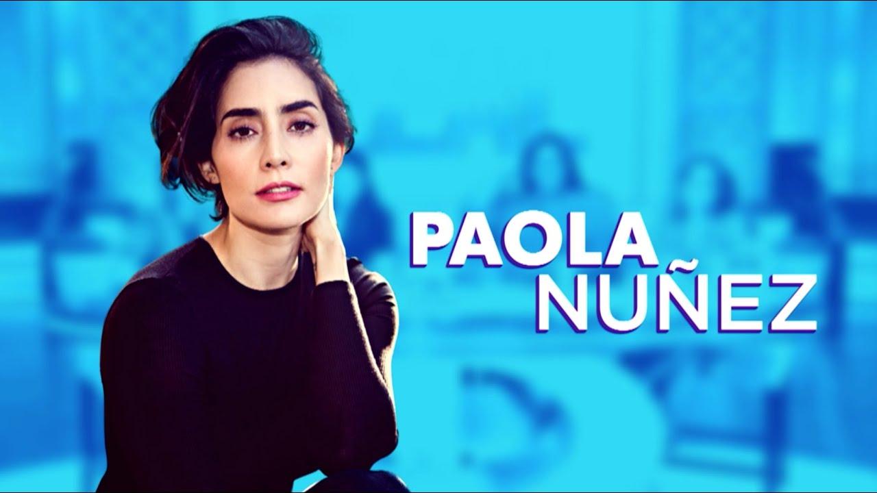 Monday on 'The Real': Paola Núñez