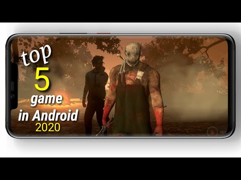 2019 Top 5 Android Coming Soon Games Trailer