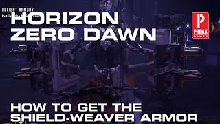 Learn how to get the Shield-Weaver armor, the most powerful armor i...