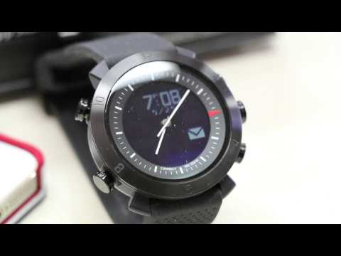 The Smart Watch that looks like a Watch! - Cogito Classic Smart Watch Review - iPhone & Android