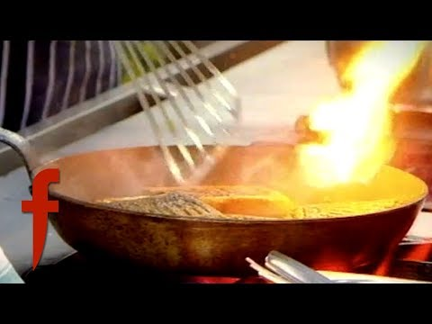 Failing Chefs BURN 75 PORTIONS OF FISH | The F Word